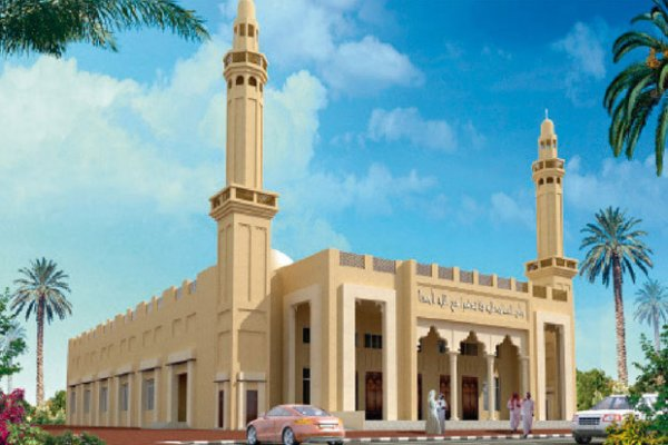 World's First Eco-Mosque To Open Doors In Near Future