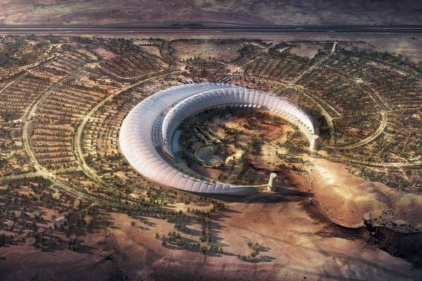 Saudi Arabia To Build World's Biggest Covered Botanical Gardens