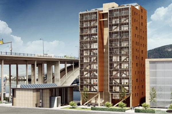 Work To Start On World's Tallest Wooden House