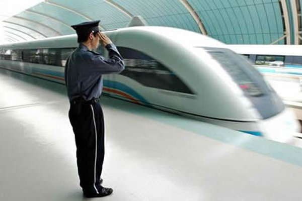 China Unveils Plans To Build High-Speed Underwater Railway Line To America