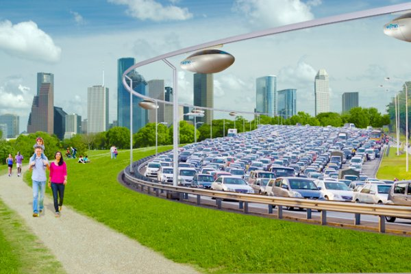 Sky Cars To Be Built In Tel Aviv