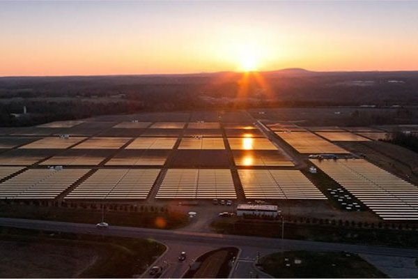 Apple Set To Build Its Third Enormous Solar Farm In North Carolina