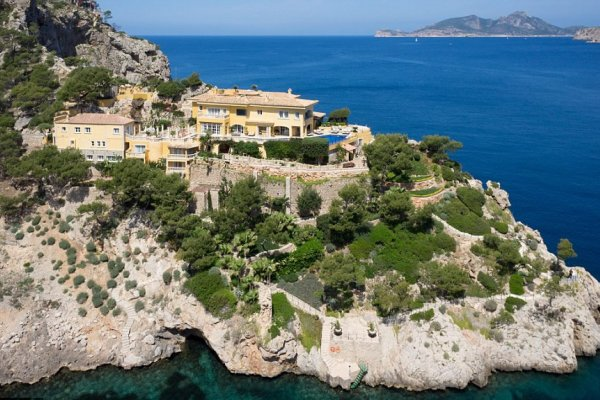 The Most Expensive Villa In Majorca Up For Sale