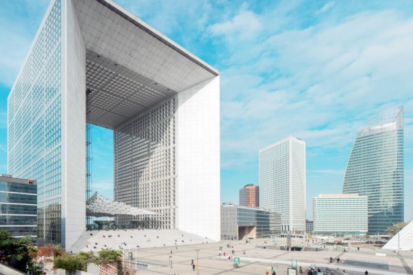 France Invests US$ 267.5 Million To Restore La Defense's Crumbling Cube