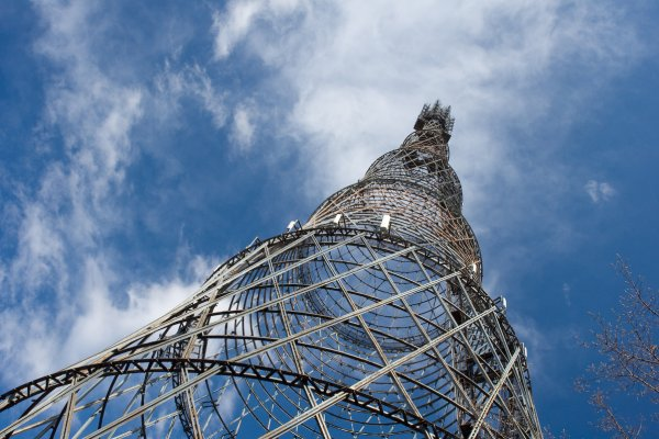 Moscow's Shukhov Tower Protected