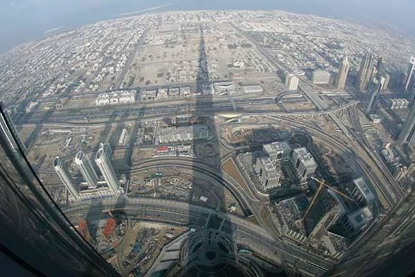 Dubai's Burj Khalifa Opens Highest Observation Deck In The World