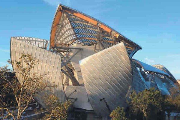 Louis Vuitton Museum Opened In Paris