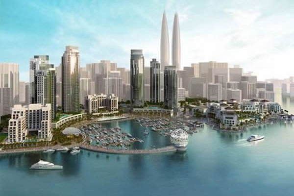 Dubai To Build World's Tallest Twin Towers