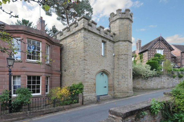 A Castle Goes On Sale - And It's A Lot More Affordable Than You Might Think