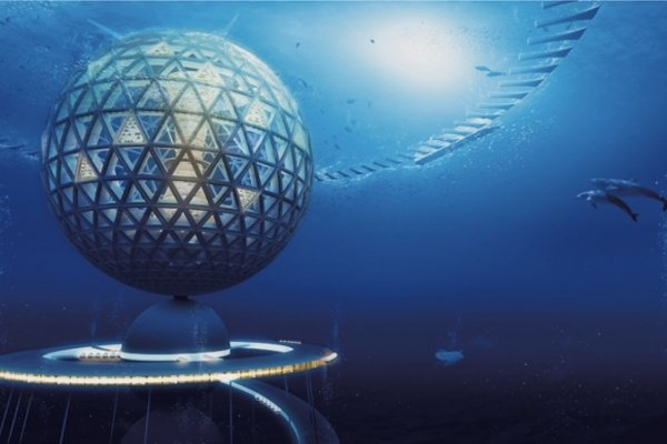 Japan Plans To Build World's First Underwater City