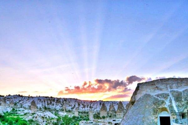 5000-Year Old Underground City Discovered In Turkey