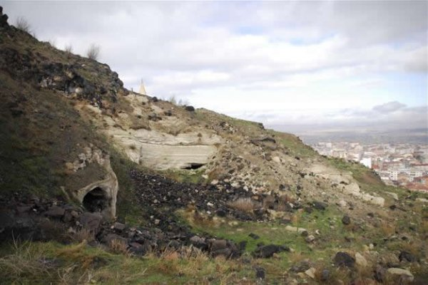 5000-Year Old Underground City Discovered In Turkey