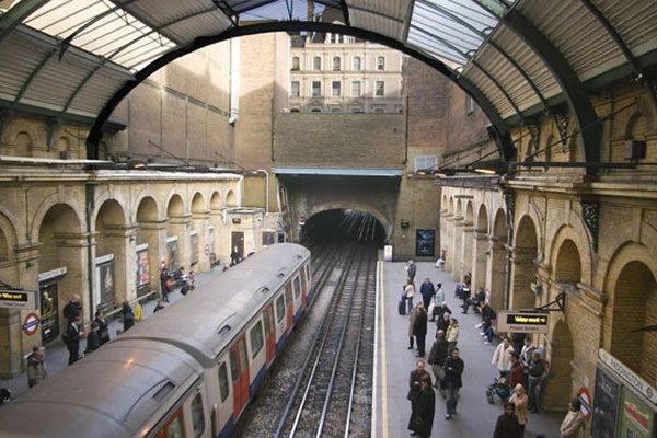 Станции Лондонского Метро Превратятся в Дома и Офисы