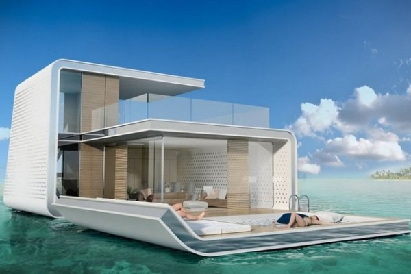 Unreal Estate: Dubai Put On Sale Underwater Villas
