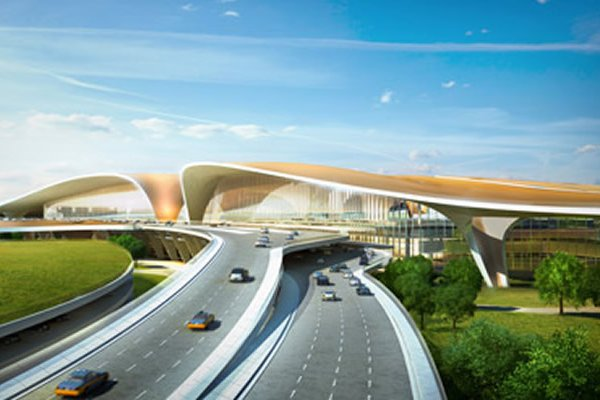 В Пекине Построят Аэропорт с Большим Пассажирским Терминалом