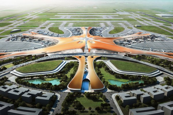 World's Largest Airport Passenger Terminal To Be Built In Beijing