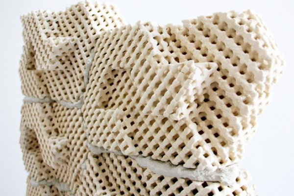 3D Printed Bricks Instead Of Air Conditioning System