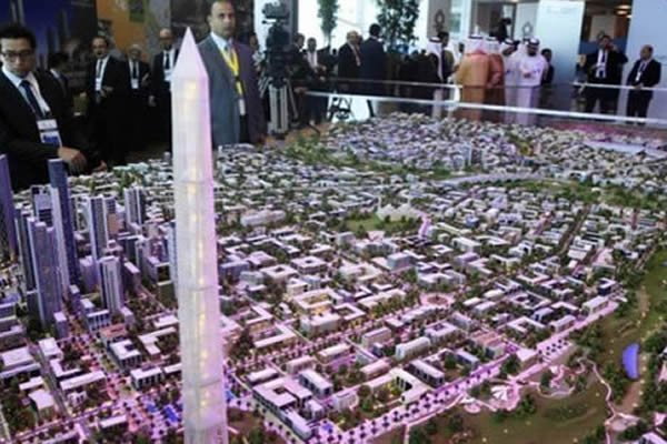 Egypt Plans To Build new Capital In Desert