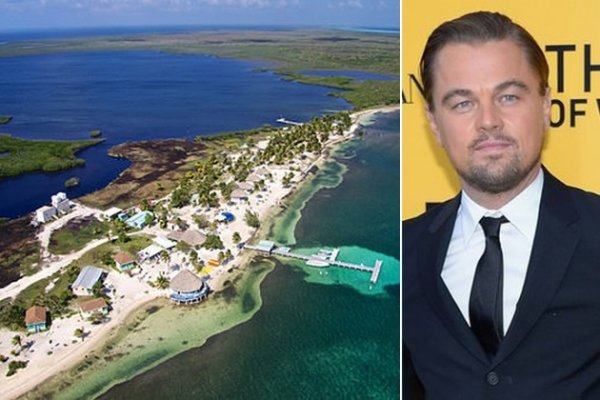 Leonardo DiCaprio Builds An Eco Resort