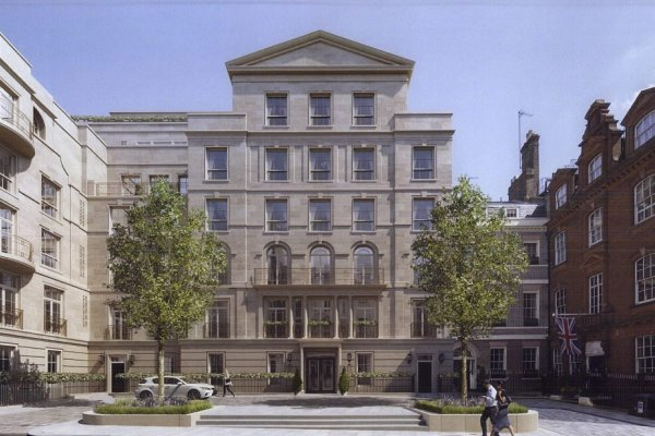 British Most Expensive Block Of Flats To Be Built In London