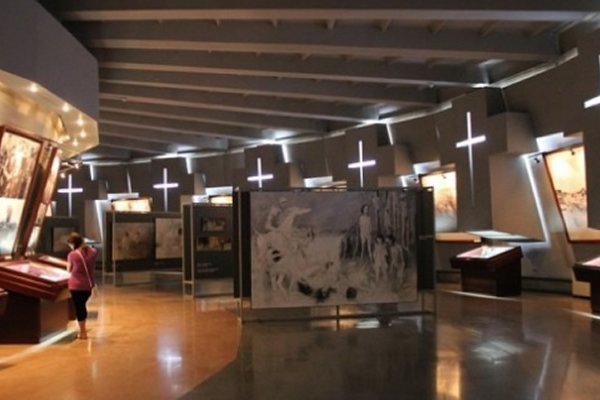 Renovated Genocide Museum In Yerevan Reopens