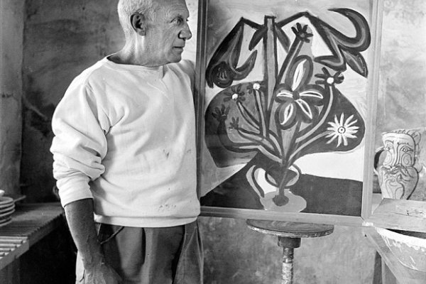 Picasso's Granddaughter Selling His Cannes Villa