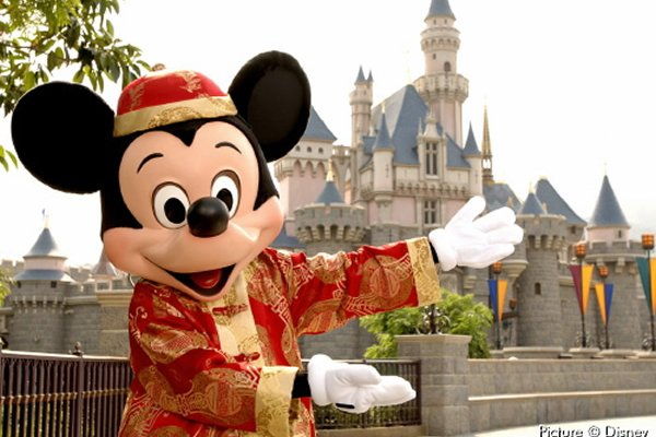 Shanghai Disneyland Construction Has Started