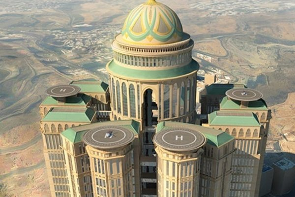 World's Largest Hotel To Be Built In Saudi Arabia