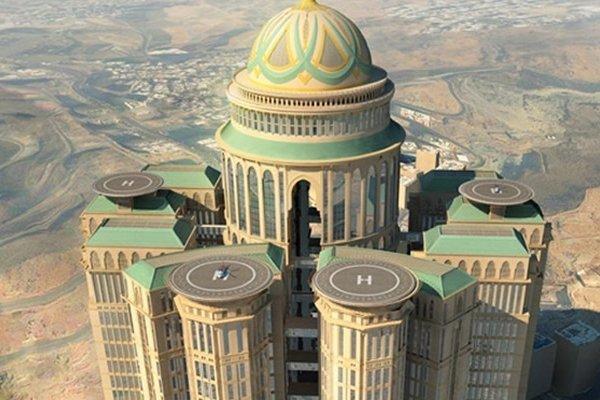 Սաուդյան Արաբիայում Կկառուցվի Աշխարհի Խոշորագույն Հյուրանոցը