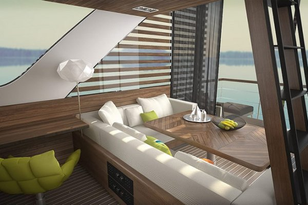 Amazing Floating Hotel Allows Guests To Sail Away In Their Own Private Yachts