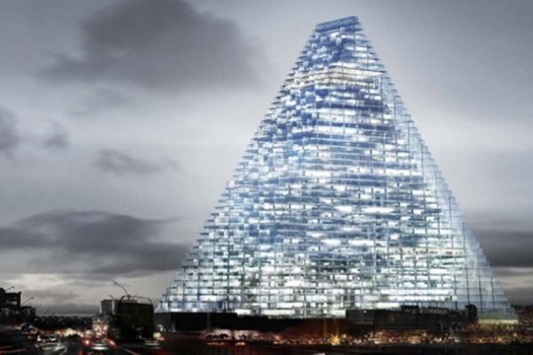 Paris To Get New Triangle Skyscraper