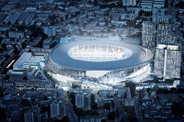 The New Duplex Stadium With Retractable Floor To Be Built In London