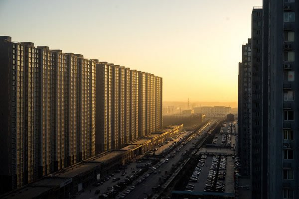 New City In China Would be About 7 Times Larger Than Armenia
