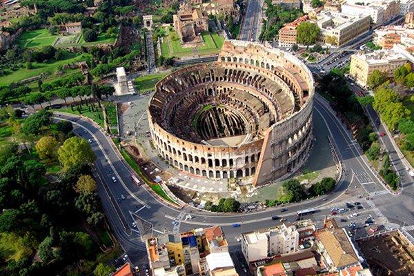 Italian Government To Restore Ancient Colosseum