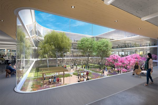 Apple Plans To Build Another Campus