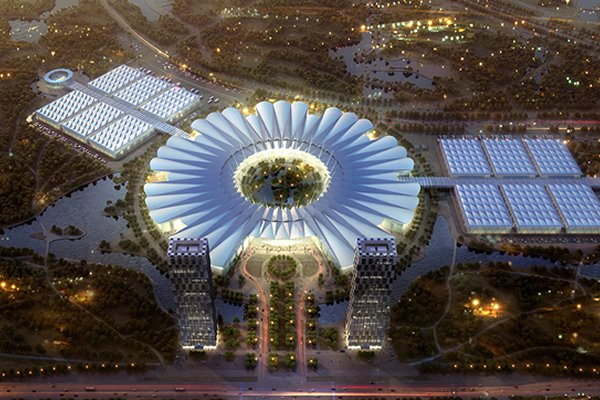 Vietnam Plans To Build Lotus Flower Shaped Building