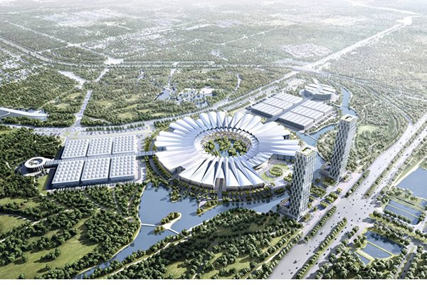 Vietnam Plans To Build Lotus Flower Shaped Building