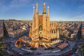Sagrada Familia Construction Completion Date Cleared