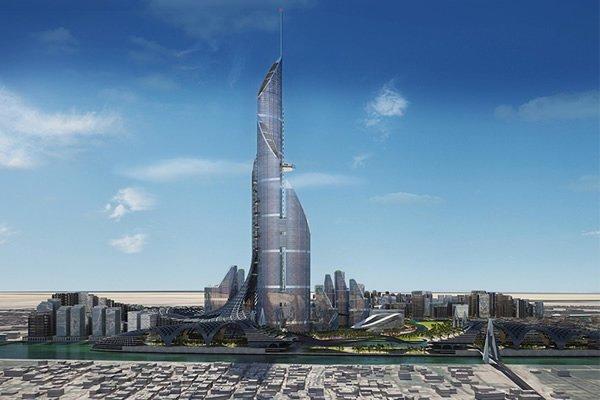 Iraq To Build World's Tallest Tower