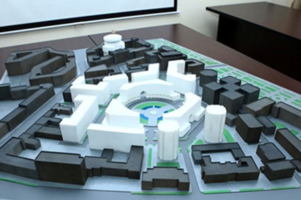 A New Round SquarePlanned for Yerevan
