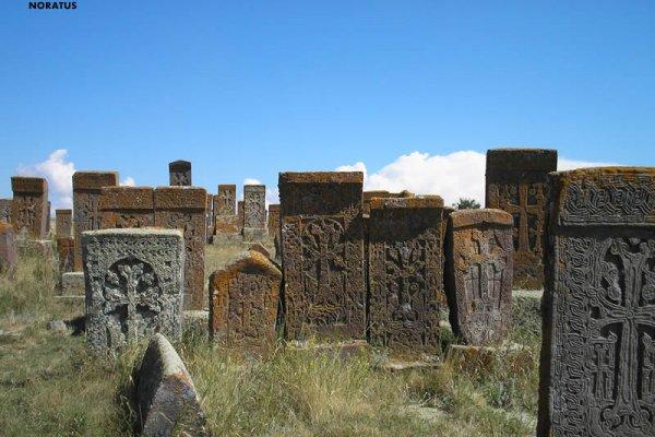 Armenian Khachkars in UNESCO Heritage