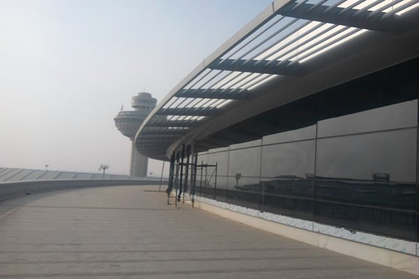 Zvartnots Airport New Terminal To Operate From September 16