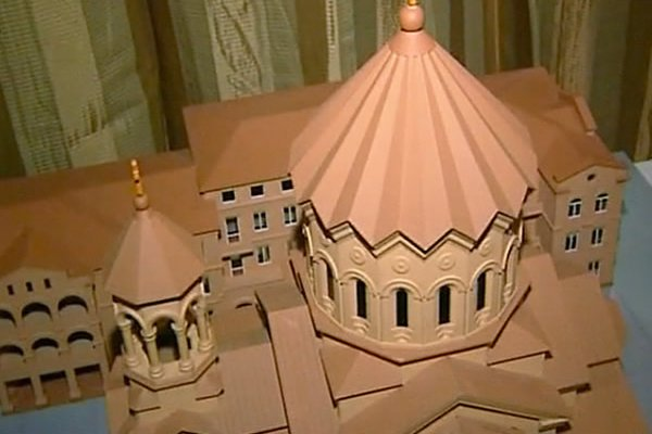 Armenian Cathedral to be Built in Ukraine Capital