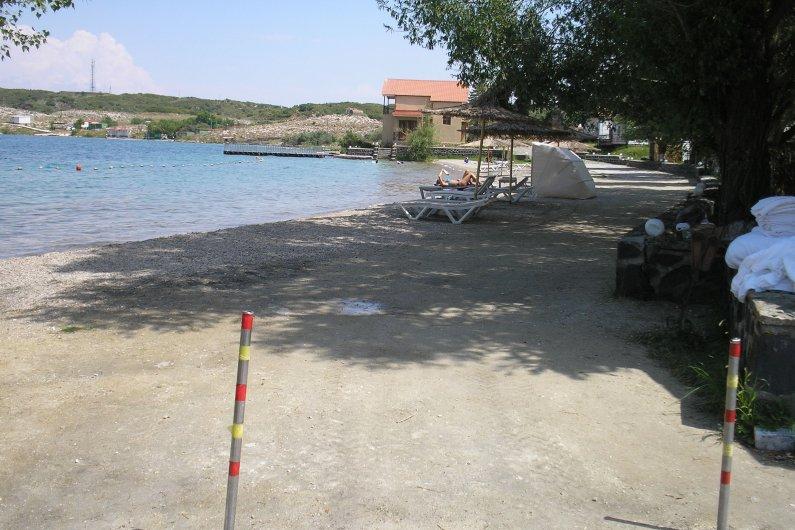 Noy Land. New beach