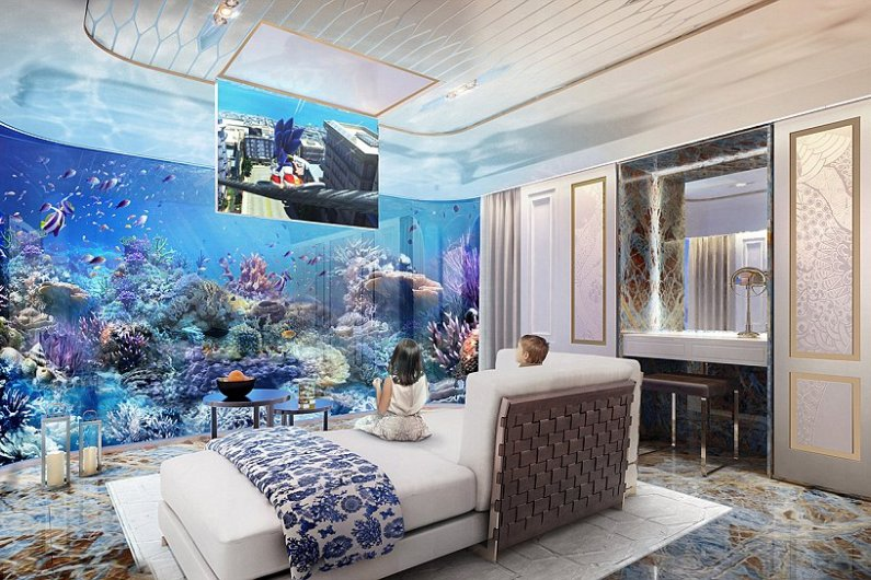 Dubai Developers Unveil New Submerged Villas For Families