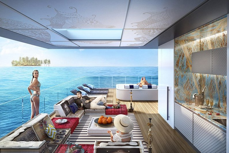Dubai Developers Unveil New Submerged Villas For Families