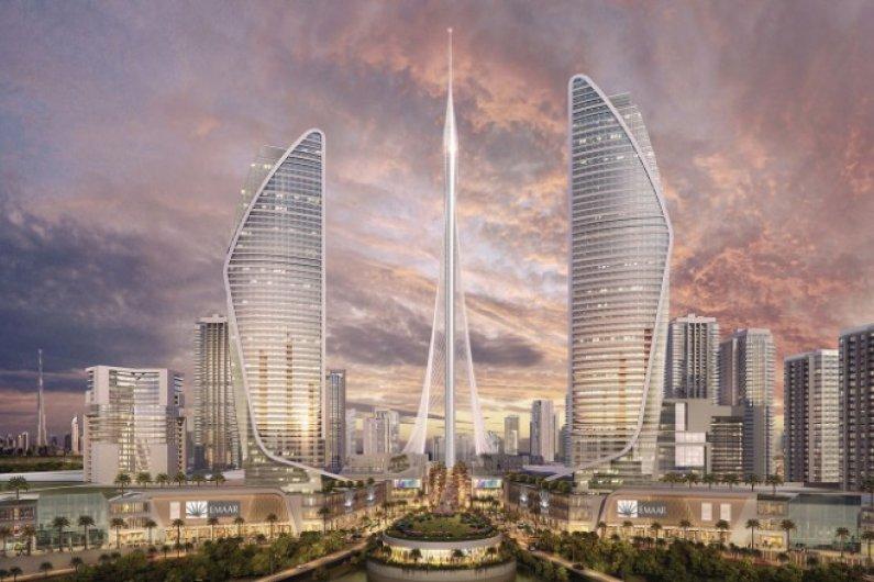 World's Next Tallest Tower Construction Is Underway