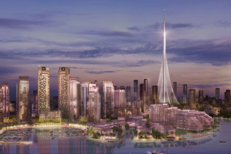 World's Next Tallest Tower Construction Is Underway