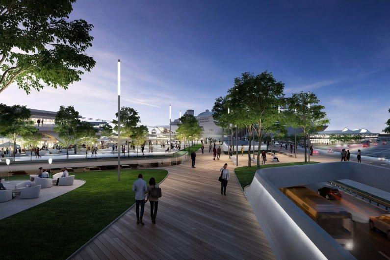 Zaha Hadid Architects Wins Tallinn Port Contest