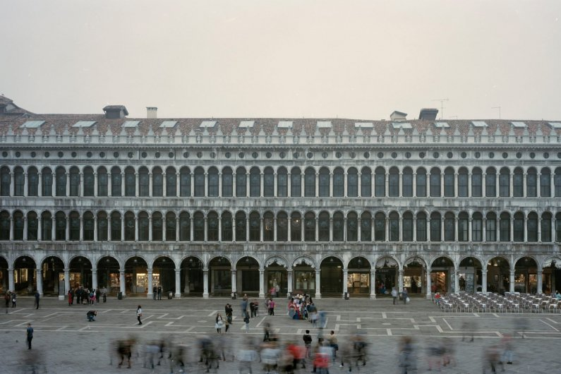 Procuratie Vecchie On Venice's Piazza San Marco To Be Restored